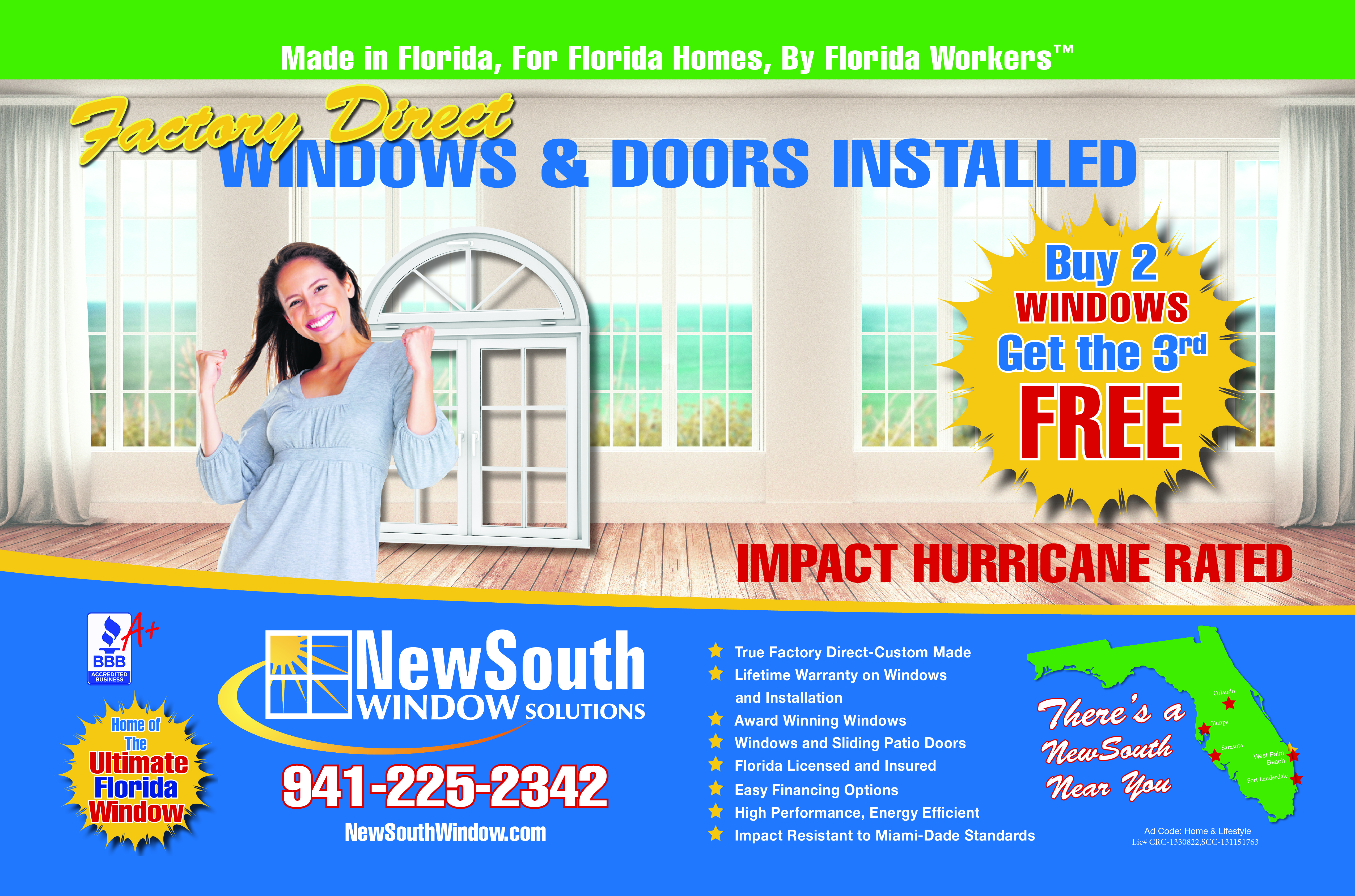 new south windows jacksonville champion is one of the countrys largest and most successful window patio room companies in country with over 76 locations from coast to coast new south windows the local mag